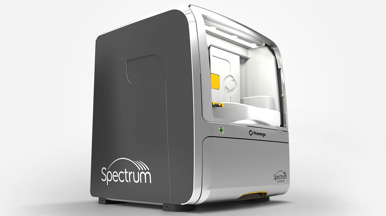 Spectrum CE System